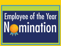 Nominate Your 2019-2020 Employee of the Year