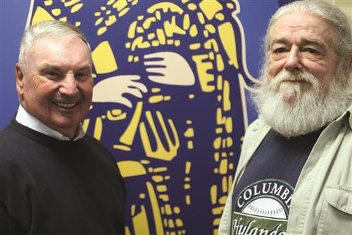 Two Inducted into Columbia Heights High School Hall of Fame