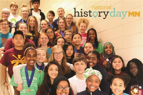 Fourteen Advance to State History Day Competition