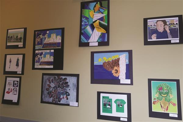 Public invited to Youth Art Month reception