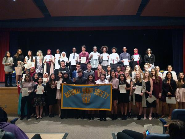 NHS Induction 18