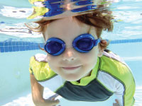 Community Education Aquatics Offerings Make Waves