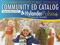 View the SPECIAL EDITION | Community Ed Catalog & HylanderPulse Community Newsletter!