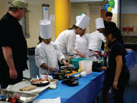 Columbia Heights Elementary Students Show Off Culinary Skills in Third-Annual Culinary Competition