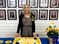 Valley View Educator Named 2019 Teacher of the Year
