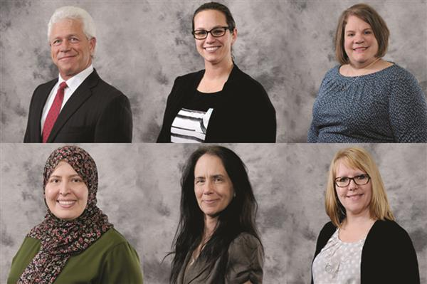 School Board Elects Officers
