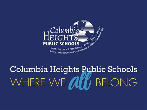 Columbia Heights Public Schools Where We All Belong