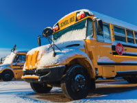 ANNOUNCEMENT: Busing During Winter Months