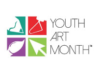 Columbia Heights Students Shine Bright During Youth Art Month